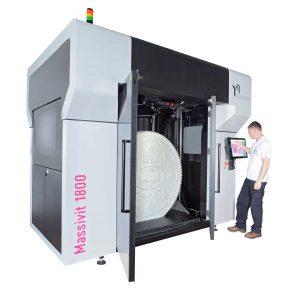 Massivit 3D – NTG Digital: tecnologie per la stampa