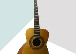 stampa 3d chitarra