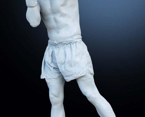 Stampa Massivit 3d figura umana