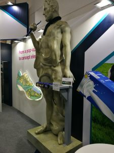 OMUS massivit scultura 3d