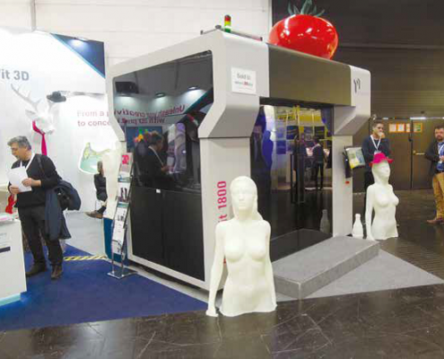 fespa 2017 display