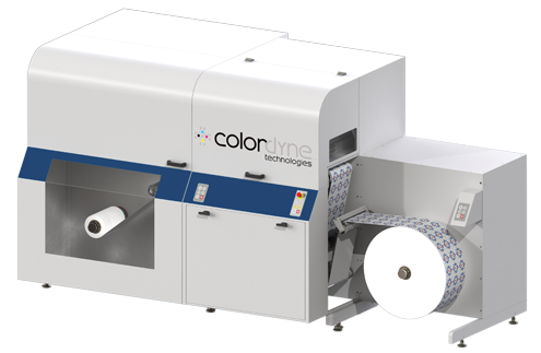 Colordyne 3600 serie sprint