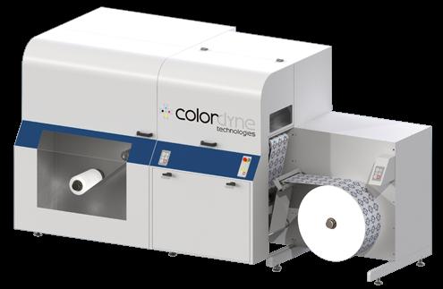 Colordyne 3600 serie sprint